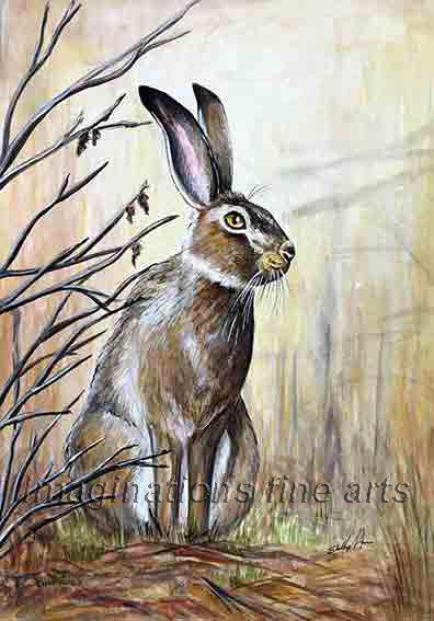 Original Water colour by Shelley Anne Eynon